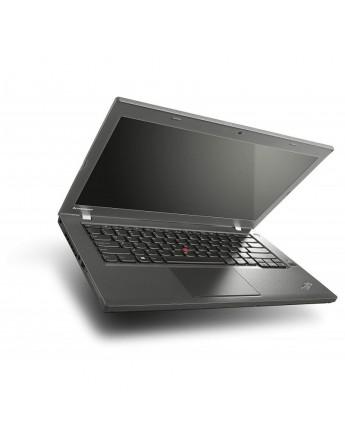 "Notebook Ricondizionato Lenovo ThinkPad T440 14"" Intel Core i5-4300U Ram 8GB SSD 240GB Webcam USB 3.0 Win 10 Pro"