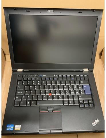 Lenovo T420 i7-2620M  - 14 pollici - SSD 160 GB - 4GB RAM - DVD-RW - WEBCAM - BT - WLAN - WIN 10 PRO