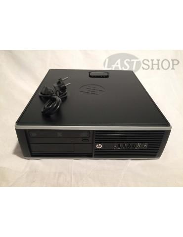 """HP i3-550 - Ram 8Gb - HD 750Gb - Lettore Dvd - Windows 10 Pro Monitor Ricondizionato 19"""" Grado A + Tast, Mouse"""