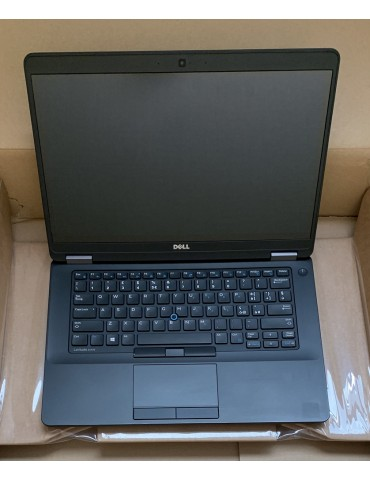 "DELL LATITUDE E5470 i5-6300U - RAM 12GB -240GB-SSD - 14"" FULL HD TOUCHSCREEN WIN 10 PRO CMAR"