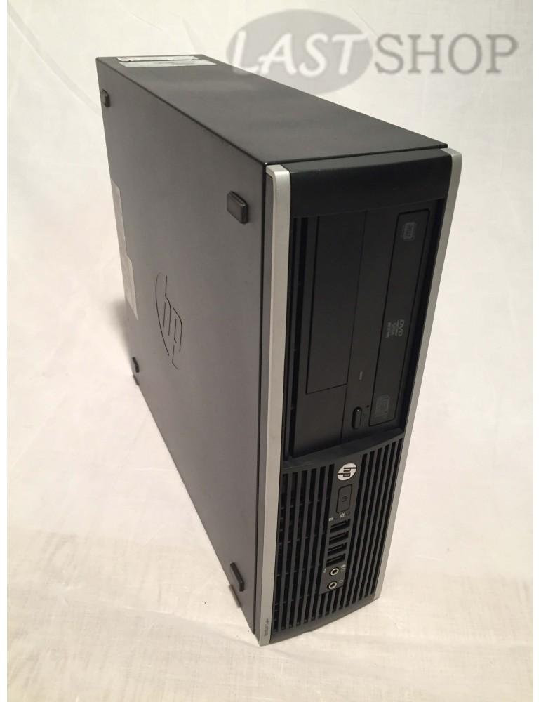 PC  HP 8100 Elite SFF, i3-550, 4Gb DDR3, 250gb HDD, DVD, Win 7 Pro COA/Win 10 Pro