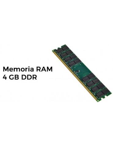 Memoria RAM 4 GB DDR