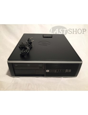 PC  HP 8300 Elite SFF, i3-3220  4Gb DDR3 RAM, 500gb HDD, DVD, Win 7 Pro COA/Win 10 Pro