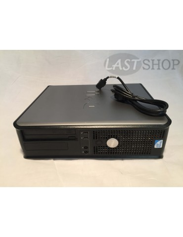 PC DELL 380/780 SFF/desk, E8400, 4GB DDR3 RAM, 250GB HDD, Win 7 Pro COA/Win 10 Pro