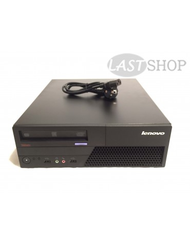 PC LENOVO THINKCENTRE M58P E5800 SFF, 2Gb DDR RAM, 160Gb HDD, Win 7 Pro COA/Win 10 Pro