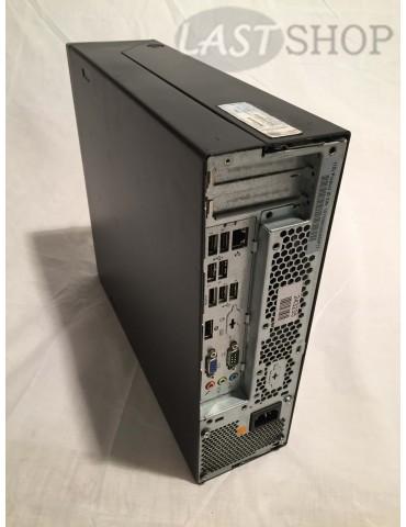 PC LENOVO THINKCENTRE M58P E5800 SFF, 2Gb DDR RAM, 160Gb HDD, Win 7 Pro COA/Win 10 Pro