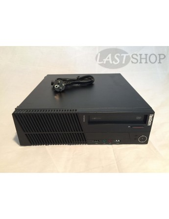 Lenovo ThinkCentre M92p SFF, Intel Core i5-3470, 4GB DDR3, 250GB HDD, Win 7 Pro COA/Win 10 Pro