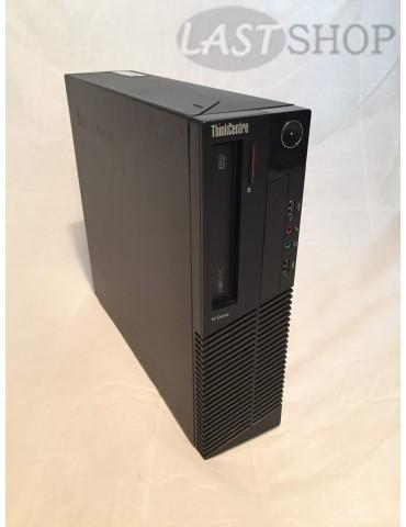 Lenovo ThinkCentre M92p SFF, Intel Core i5-3470, 4GB DDR3, 250GB HDD, Win 7 Pro COA/Win 10 Pro