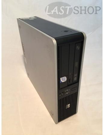 PC HP DC 7900 SFF, Dual Core E5400 2.70 GHz, 4GB DDR2, 250GB HDD, DVDRW, Win 7 Pro COA/Win 10 Pro