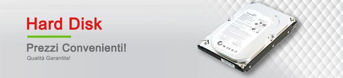 Risparmia con hard disk ricondizionati di alta qualità