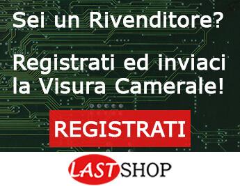 Iscrizione come Rivenditore Last Shop Prodotti Informatici Ricondizionati - Computer, Notebook, Stampanti, Server, Hard Disk, Monitor, iPhone, iPad, Smartphone e Tablet
